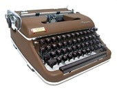 1958 working Olympia SM3 with new ribbon and original case