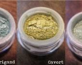 Green Mantella Collection - Loose Eye Shadow - Vegan