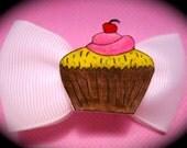 Cupcake Bow