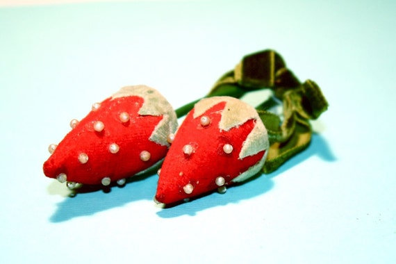 strawberry needles - photo #38