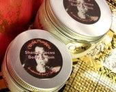 Mabel's MINT SUGAR COOKIE. Body Cream. Shea & Cocoa Butters, Vitamins, Japanese Green Tea, Oils. Scented Natural, Vegan. Olivia Morgana.