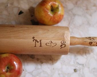 Personalized Gift - Rolling Pin - Kitchen Gift/ Cooking Gift - Guaranteed delivery by XMAS