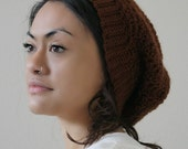 Brown Slouch Hat - The Most Comfortable Slouch