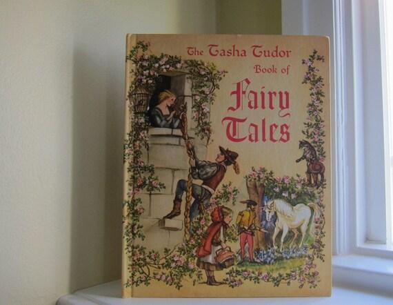 1969 The Tasha Tudor Book of Fairy Tales