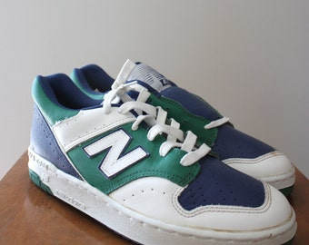 Vintage 80s New Balance 428 Dallas Mavericks  Size 7D