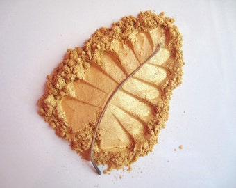 Honey Drizzle - Pure and Natural Mineral Eye Shadow