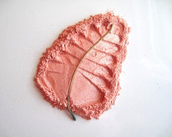 Glistening Grapefruit - Pure and Natural Eye Shadow