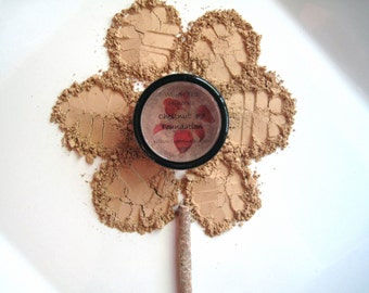 Chestnut - Pure and Natural Mineral Foundation
