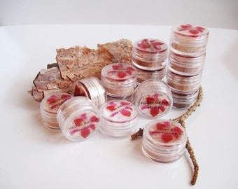 Two- 3g Sample Jars - Pure and Natural Mineral Makeup