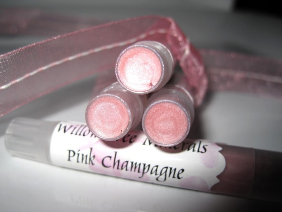 Pink Champagne - All Natural Mineral Lip Shimmer