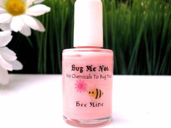 Bee Mine - Natural Non-toxic Nail Polish