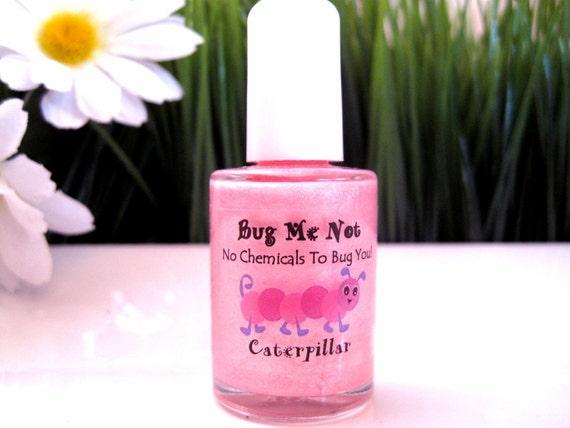 Caterpillar - Natural Non-toxic Nail Polish