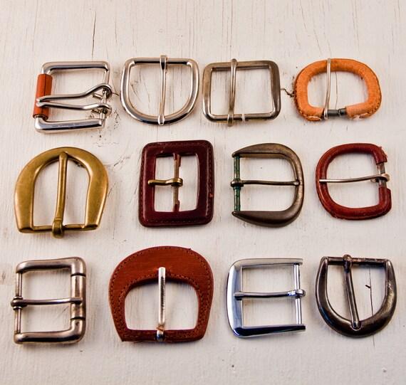 SALE Buckle Lot Wholesale Destash Belt Buckles Mixed Collection Goodmerchants
