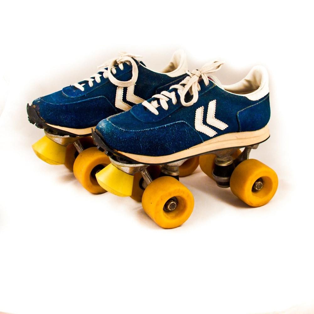 Roller skates in the 70s -  Rollerskates Zoom