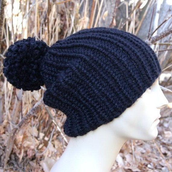Custom Made - You Pick Your Colors - Warm Woolen Winter Beanie