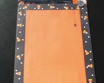 "Halloween Writing Paper - 50 sheets of 8.5"" x 11"" paper"