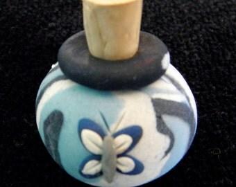 Fairy Sparkle Dust Miniature Jar of Glittering Dust for Imaginative Play BUTTERFLY design