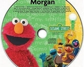 Elmo Personalized Music CD Sings Your Child's Name