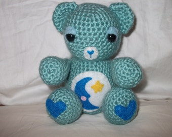 Amigurumi Sleppy Teddy Bear