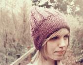 Hand crochet pixie hat