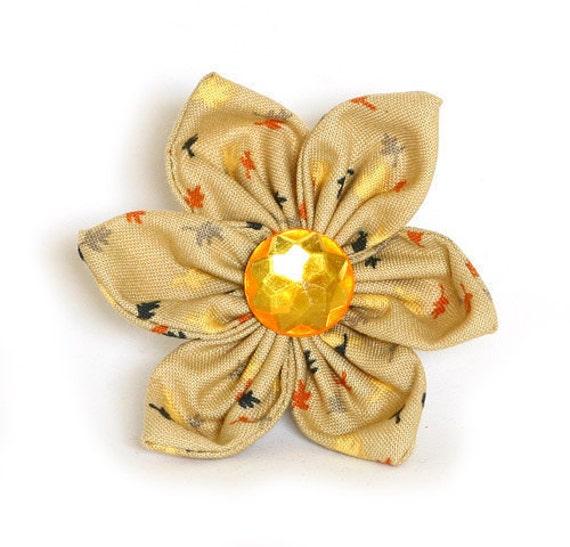 Collar Flower - Ruffin' It - Dog Collar Bow