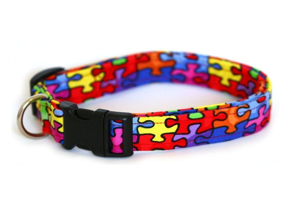 Large Dog Collar - Jigsaw Puzzle