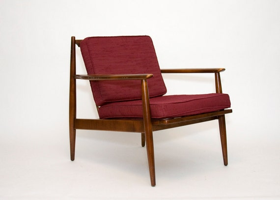 Reserved Mid Century Modern Viko Baumritter Lounge Chair