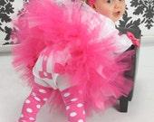 Cupcake Couture Pink Glam 1st Birthday Tutu Set