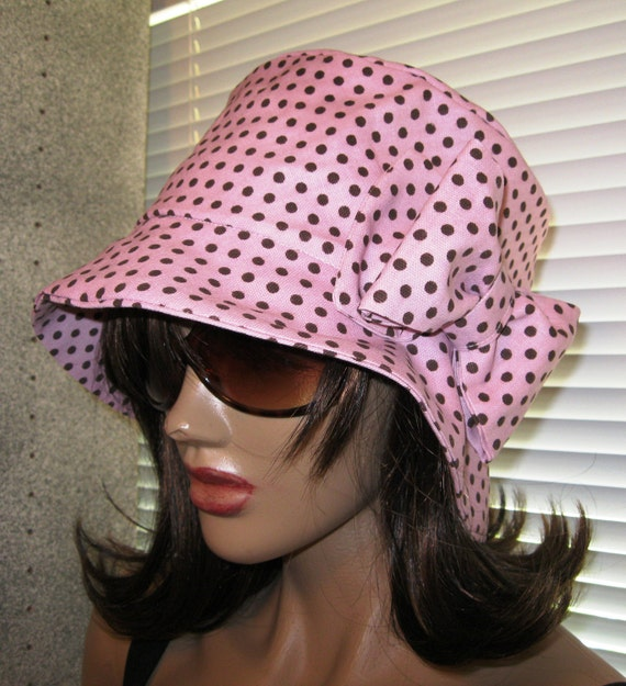 Reserved for Melissa-Cloche Sun Hat