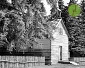 BOGO SALE - Historic Church - 8 x 10 Fine Art Photographic Print