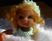 OOAK Poymer Baby Doll