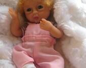 OOAK Polymer Baby Doll