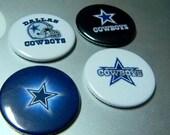 Cowboys Magnet OR Button Set