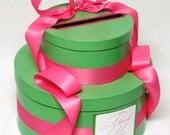 Thank You Card Box, Money Holder, Gift Box, Wishing well