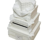 The Ultimate in Bling Wedding Card Box, money holder, gift box, wishing well