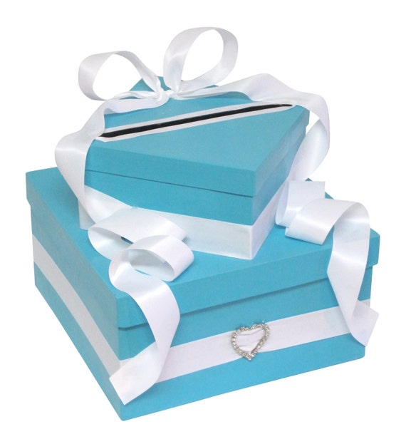 Wedding Gift Box Tiffany Blue : favorite favorited like this item add it to your favorites to revisit ...