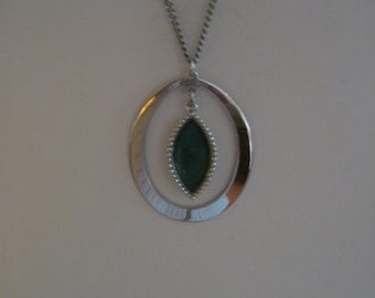 Sarah Coventry Modern Minimalist Style Necklace