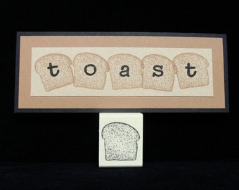 small toast / bread