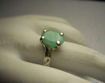 Emerald Gemstone Ring