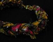 Autumn Silk Bracelet