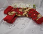 SALE - Winter Dog Pajamas - XSmall - Ready to Ship - Gingerbread Men - Item 9601