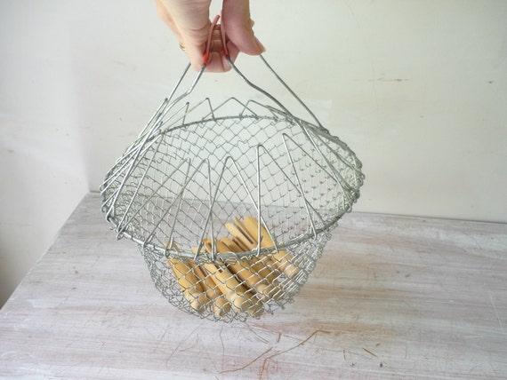 SALE....Market Garden Basket