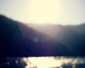 Summer Dream - 8x8 Fine Art Photograph, Catalina Island, California, Pacific Coast, Travel Photography