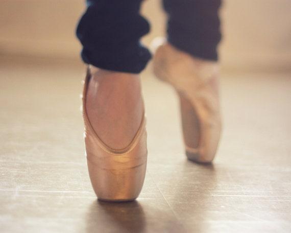 Ballet Shoes - 8x10 Fine Art Photograph