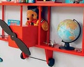 Bi-Plane Wall Shelf - Midwestclassiccrafts
