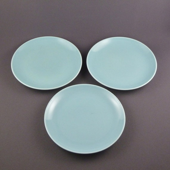 Russel Wright Iroquois Casual China (3) salad plates