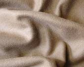 Light Brown Felt Fabric