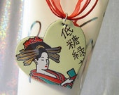 Soda Can Jewelry - Teen Jewelry - Geisha Girl
