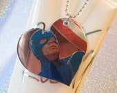 Captain America - The Avengers - Soda Can Jewelry -Teen
