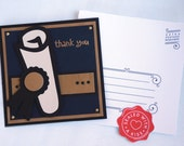 RESERVED LISTING for lsriyordsa: Graduation Thank you Cards